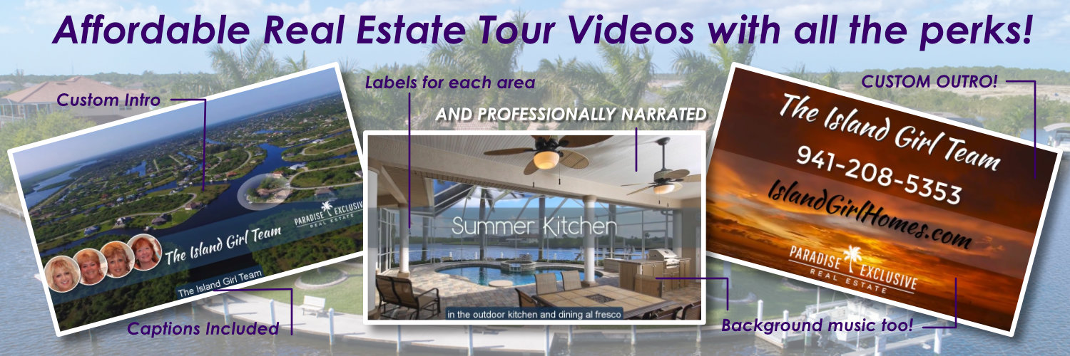 narrated real estate video tours