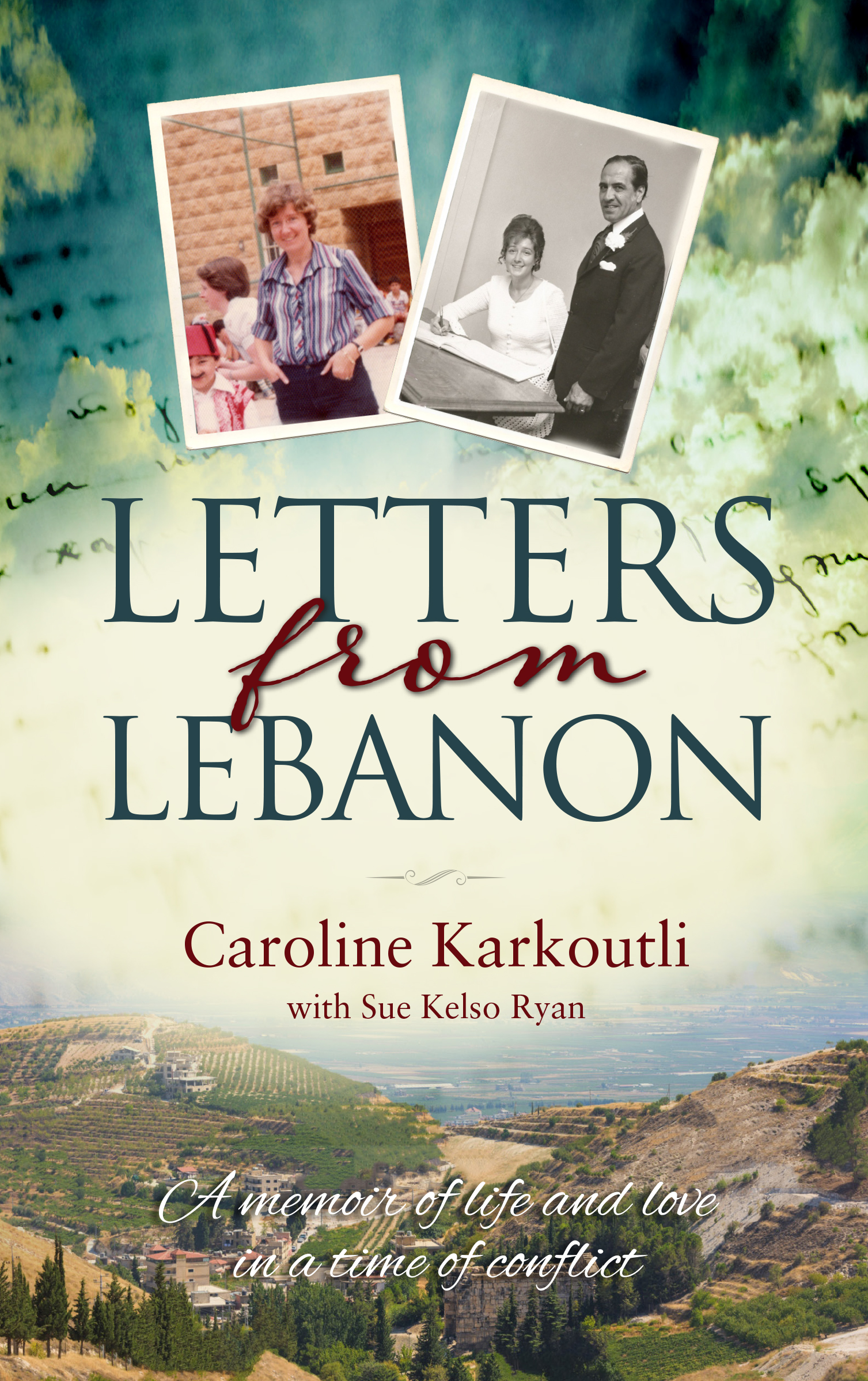 Letters from Lebanon book cover
